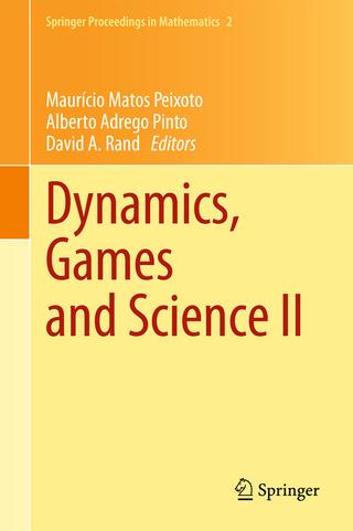 Dynamics, Games and Science II - Mauricio Matos Peixoto; Alberto Adrego Pinto; David A. Rand