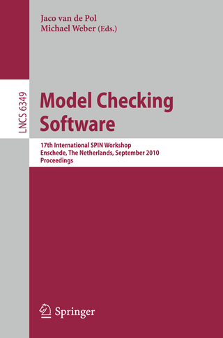 Model Checking Software - Jaco van der Pol; Michael Weber