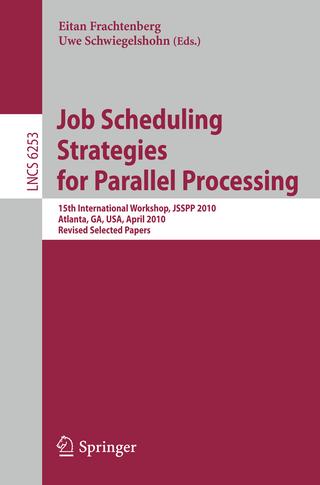 Job Scheduling Strategies for Parallel Processing - Eitan Frachtenberg; Uwe Schwiegelshohn