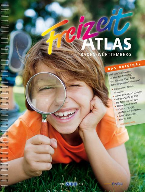 Freizeit-Atlas Baden-Württemberg | ISBN 978-3-923719-89-1