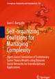 Self-organizing Coalitions for Managing Complexity - Juan C. Burguillo