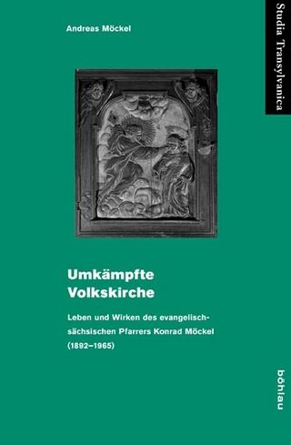 Umkämpfte Volkskirche - Andreas Möckel