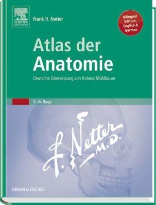Atlas der Anatomie von Frank H Netter   ISBN 978-3-437-41603-3 ...