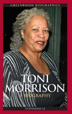 Toni Morrison - Stephanie Li