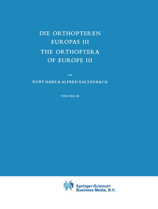 Die Orthopteren Europas III / The Orthoptera of Europe III - A. Harz; A. Kaltenbach
