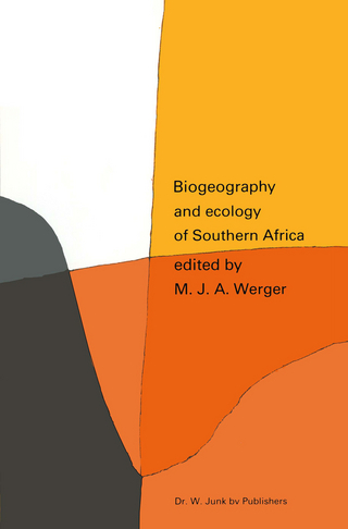 Biogeography and Ecology of Southern Africa - Marinus J.A. Werger; A.C. van Bruggen