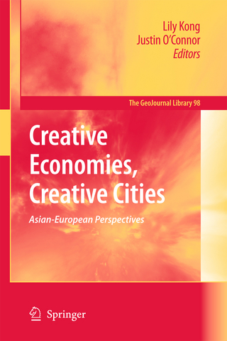 Creative Economies, Creative Cities - Lily Kong; Justin O'Connor