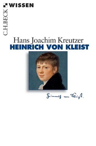 Heinrich von Kleist - Hans Joachim Kreutzer