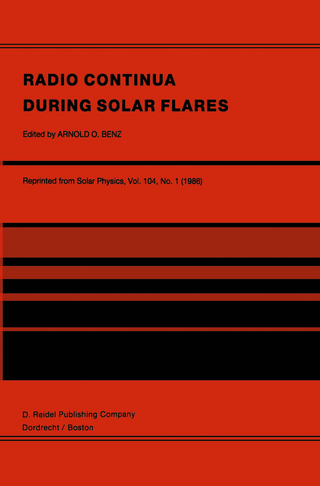 Radio Continua During Solar Flares - Arnold O. Benz