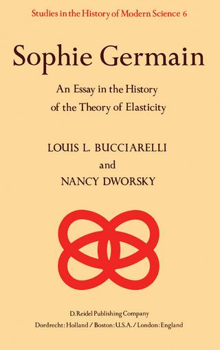 Sophie Germain - L.L. Bucciarelli; N. Dworsky