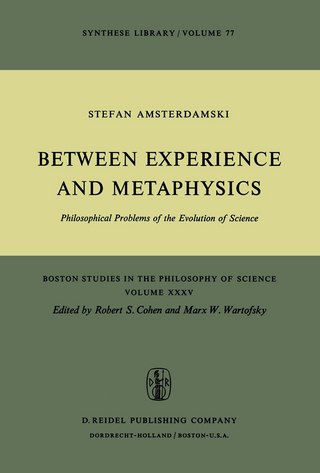 Between Experience and Metaphysics - S. Amsterdamski