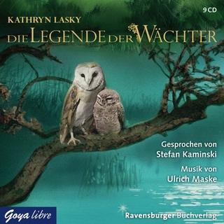 Die Legende der Wächter Folge 1-3 - Kathryn Lasky; Stefan Kaminski