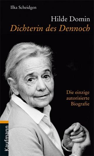 Hilde Domin - Ilka Scheidgen