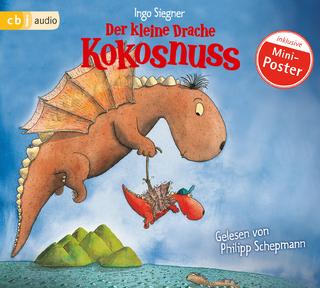 Der kleine Drache Kokosnuss - Ingo Siegner; Philipp Schepmann