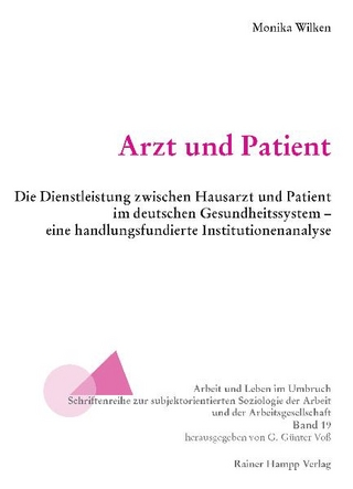 Arzt und Patient - Monika Wilken