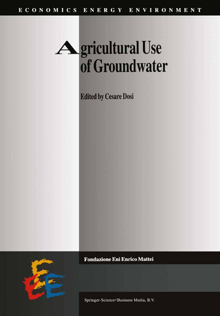Agricultural Use of Groundwater - Cesare Dosi