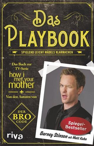 Das Playbook - Matt Kuhn; Barney Stinson