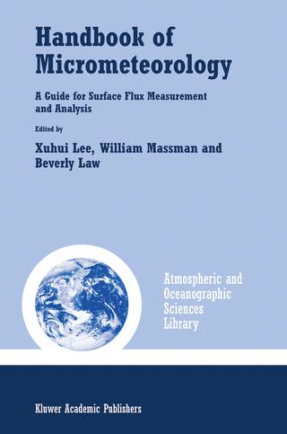 Handbook of Micrometeorology - Xuhui Lee; William Massman; Beverly Law