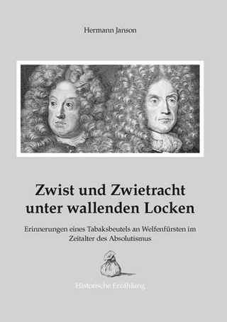 Zwist und Zwietracht unter wallenden Locken - Hermann Janson