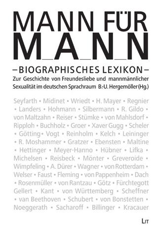 Mann für Mann - Bernd U Hergemöller