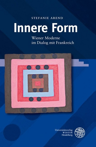 Innere Form - Stefanie Arend
