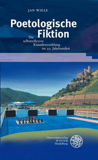 Poetologische Fiktion - Jan Wiele