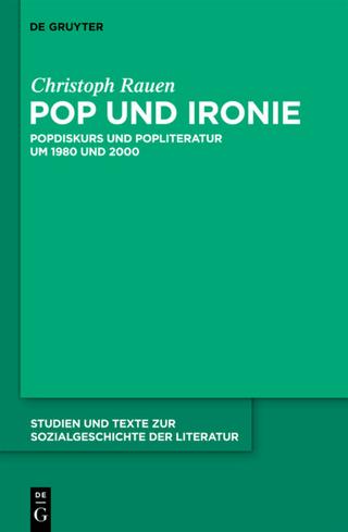Pop und Ironie - Christoph Rauen