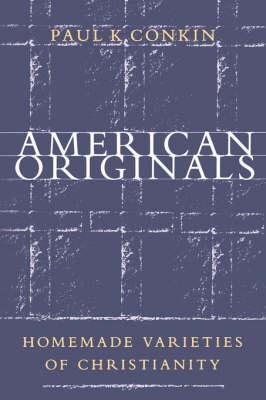 American Originals - Paul K. Conkin