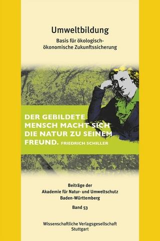 Umweltbildung - Claus-Peter Hutter; Karin Blessing