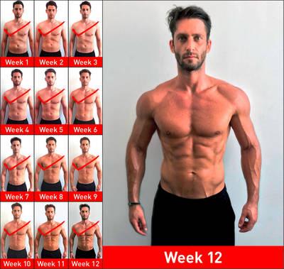 12 week body plan nick mitchell pdf download