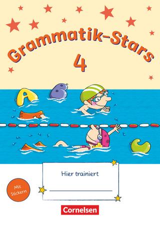 Grammatik-Stars - 4. Schuljahr - Sandra Duscher; Ulrich Petz