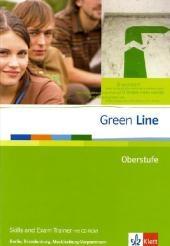 Green Line Oberstufe. Ausgabe Berlin, Brandenburg und Mecklenburg-Vorpommern