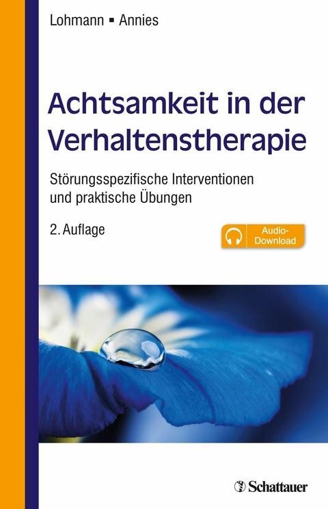 eBook: Achtsamkeit in der Verhaltenstherapie von Bettina Lohmann ...