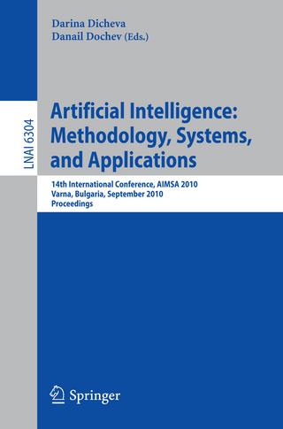 Artificial Intelligence: Methodology, Systems, and Applications - Darina Dicheva; Danail Dochev