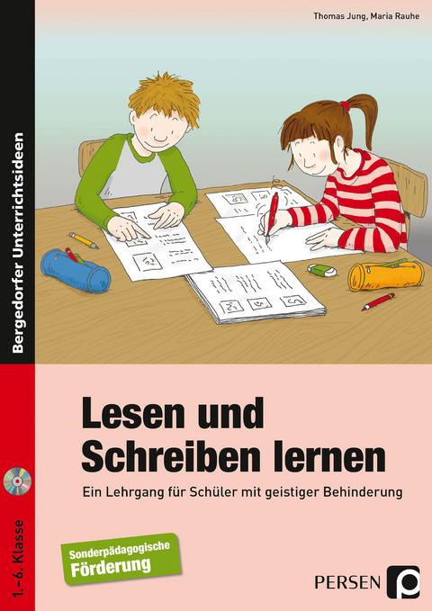 Lesen und Schreiben lernen von Thomas Jung | ISBN 978-3