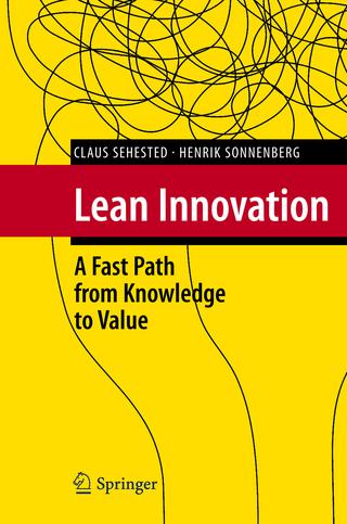 Lean Innovation - Claus Sehested; Henrik Sonnenberg