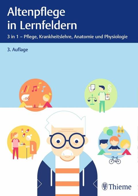 eBook: Altenpflege in Lernfeldern | ISBN 978-3-13-240271-3 | Sofort ...
