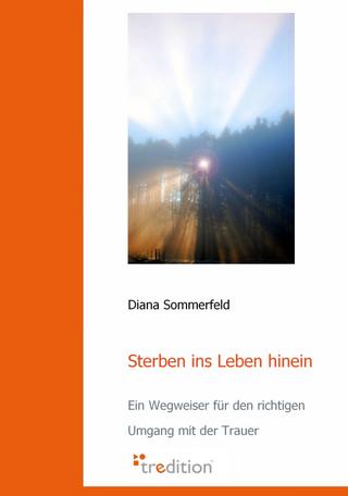 Sterben ins Leben hinein - Diana Sommerfeld