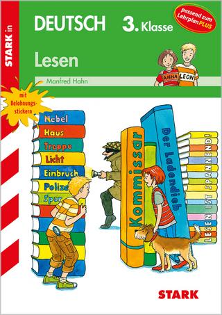 STARK Training Grundschule - Lesen 3. Klasse - Manfred Hahn