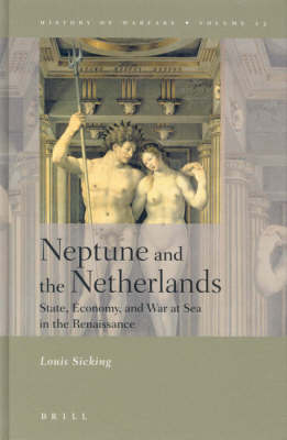 Neptune and the Netherlands - Louis Sicking