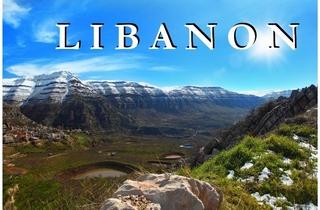 Libanon - Ein Bildband - Jürgen Burkart