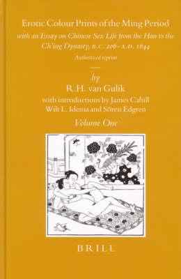 Erotic Colour Prints of the Ming Period (2 vols) - R.H. van Gulik