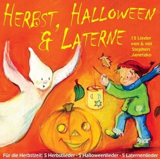 Herbst, Halloween und Laterne - Stephen Janetzko; Rolf Krenzer; Stephen Janetzko; Stephen Janetzko
