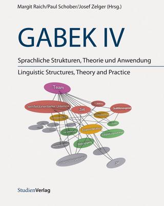 GABEK IV - Margit Raich; Paul Schober; Josef Zelger