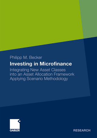 Investing in Microfinance - Philipp Becker