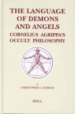 The Language of Demons and Angels - Christopher I. Lehrich