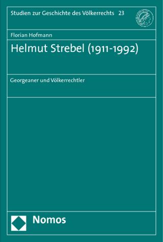 Helmut Strebel (1911-1992) - Florian Hofmann
