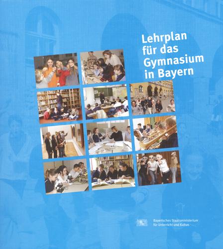 Lehrplan Deutsch Bayern Gymnasium
