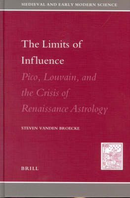 The Limits of Influence - vanden Broecke, Steven