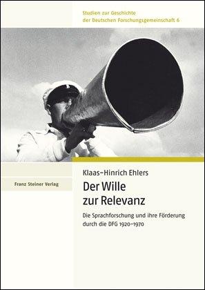 Der Wille zur Relevanz - Klaas-Hinrich Ehlers